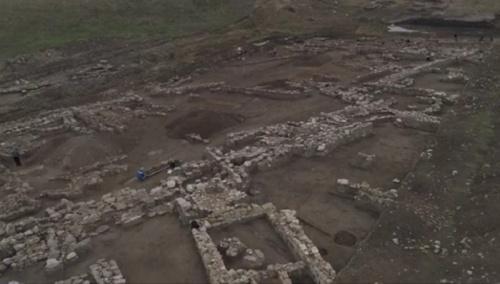 Возле Керчи обнаружено древнее поселение