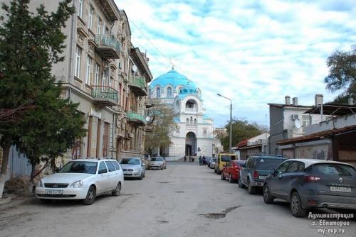 """В Евпатории до конца года завершится реконструкция улиц маршрута """"Малый Иерусалим"""""""
