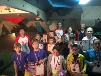 В Ялте состоялся чемпионат-первенство Республики Крым по скалолазанию