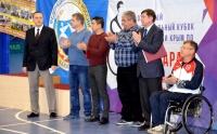 В Евпатории стартовал II Открытый турнир Республики Крым по пара-каратэ