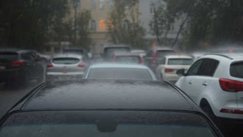 На Крым обрушилась непогода