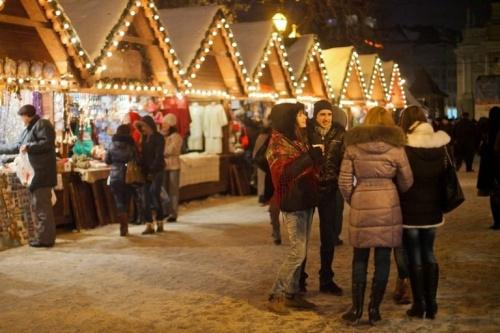 В День святого Николая в центре Симферополя пройдет молебен и благотворительная ярмарка