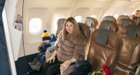 В аэропорту Симферополя пятимиллионной пассажирке подарили бесплатный перелет