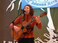 В Ялте пройдет фестиваль авторской песни «Зимняя Ялта»