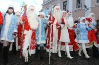 В Керчи пройдет первый парад Снегурочек и Дедов Морозов