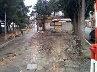 В Алуште пошли под снос первые незаконные гостиницы