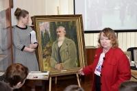 В Ялтинском историко-литературном музее состоялся вечер, посвященный 195-летию со дня рождения Николая Данилевского