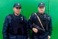В г. Судаке сотрудники Росгвардии задержали по горячим следам подозреваемого в покушении на убийство местного жителя