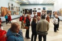 В Ялте открылась выставка работ художника Виктора Толочко