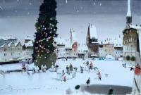 В ялтинской галерее «Почерк» пройдет Рождественский вернисаж