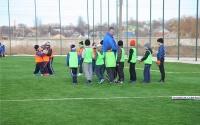 В Керчи торжественно открыли мини-футбольное поле