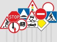 В Ялте установили более 20 новых дорожных знаков