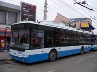 На Новый год в Крыму троллейбусы будут ходить до 23.00