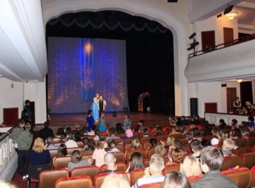 В Ялте состоялся Х Международный фестиваль «Чудо обыкновенное»