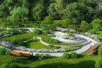 Власти Севастополя анонсировали открытие реконструированного парка имени Анны Ахматовой