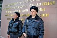 В г. Симферополе сотрудники Росгвардии задержали подозреваемую, пытавшуюся в гипермаркете расплатиться денежной купюрой, которая вызывает сомнение в подлинности