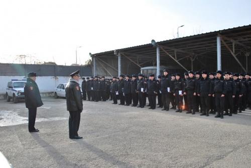 В подразделениях вневедомственной охраны Росгвардии по Республике Крым прошли комплексные занятия по выполнению требований безопасности в повседневной деятельности