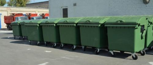 В Симферополе установят 150 мусорных баков за счет предпринимателей