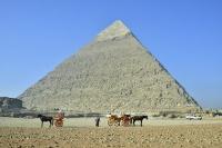 Портал для отправки фараонов в загробный мир нашли в пирамиде Хеопса