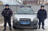 В г. Феодосии сотрудники вневедомственной охраны Росгвадии предотвратили опасность возгорания на охраняемой АЗС