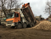 Капремонт севастопольской улицы Серафимовича завершат в феврале