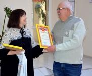 В Евпатории отметили День печати