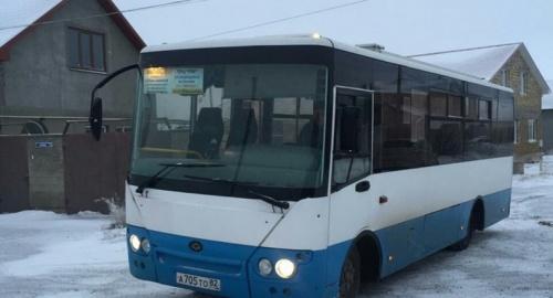 В Симферополе запустили новые маршрутки в отдаленные районы города