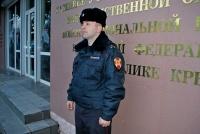 В г. Симферополе офицер вневедомственной охраны Росгвардии раскрыл кражу раньше, чем потерпевший обнаружил пропажу