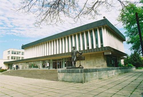 В Симферополе отремонтировали концертный зал Музыкального училища