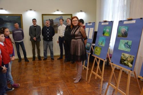 В Евпатории прошла выставка фотоконкурса «В объятиях Черного моря»
