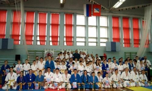 Фестиваль КУДО собрал в Севастополе более 200 участников