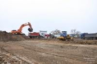 Строительство первой дороги по ФЦП стартовало в Евпатории