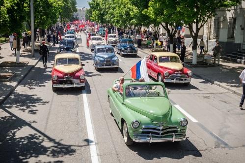В честь столетия создания советской армии и флота в Севастополе пройдет пробег ретро-автомобилей «Победа»