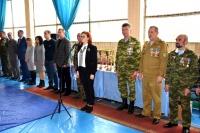 В Евпатории прошел открытый республиканский турнир по самбо