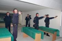В преддверии «Дня защитника Отечества» прошли соревнования по стрельбе среди сотрудников вневедомственной охраны Росгвардии Республики Крым