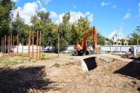 Масштабная реконструкция набережной началась в Евпатории