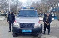 В г. Красноперекопске сотрудники Росгвардии задержали «по горячим следам» гражданина, подозреваемого в грабеже
