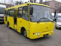 В Симферополе изменили номера маршруток