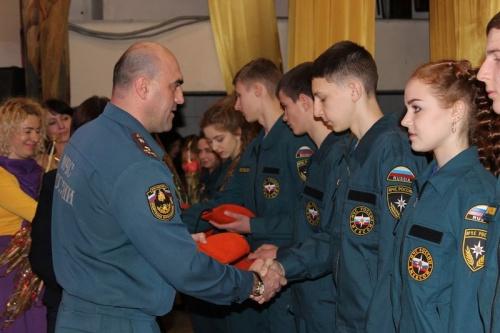 В Ялте возродили кадетское движение