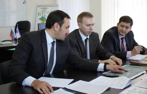 Госкомрегистр окажет содействие администрации г.Евпатории в оформлении земли, предназначенной для предоставления льготным категориям граждан