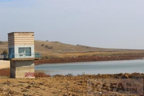 Все водохранилища в Крыму огородят заборами