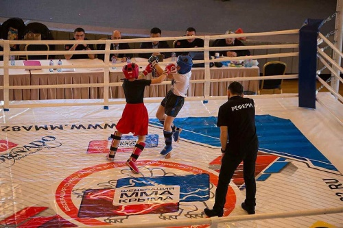 В Ялте состоялись Первенство и Чемпионат Республики Крым по смешанным боевым единоборствам