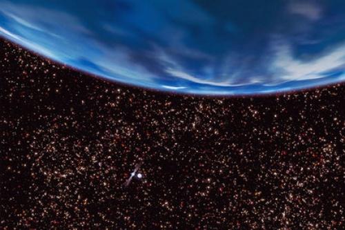 Найдена новая разновидность космических объектов