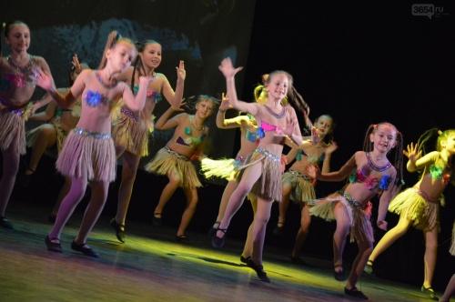 Ялтинский образцовый ансамбль «Гиацинт» празднует 15-летие