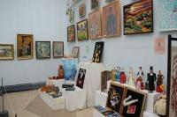 В Ялте открылась выставка «Единство», посвященная значимым юбилеям художественных образовательных учреждений