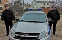 В Сакском районе сотрудники вневедомственной охраны Росгвардии пресекли попытку кражи из магазина стройматериалов
