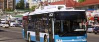 В Симферополе закупят троллейбусы для 4 новых маршрутов