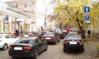 Центр Симферополя хотят закрыть для транспорта