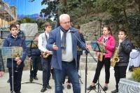 В Ялте в Воронцовском парке открылась Арт-площадка