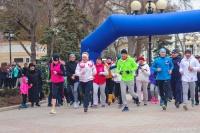 Евпаторийцы участвовали в массовом легкоатлетическом пробеге